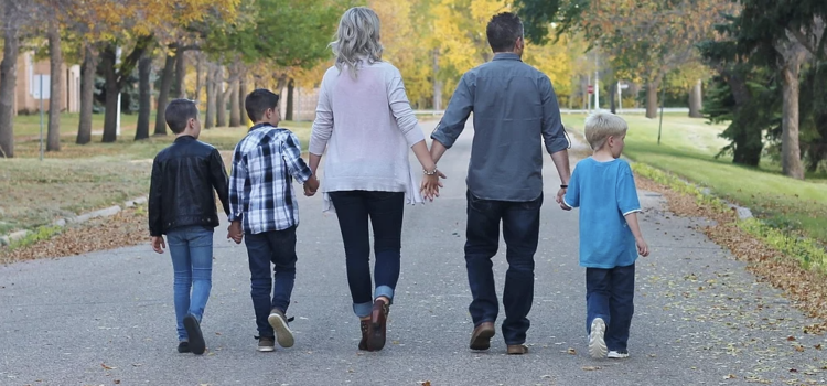 Keeping passion and intimacy strong in a blended family. Interview with the Zimmermans.